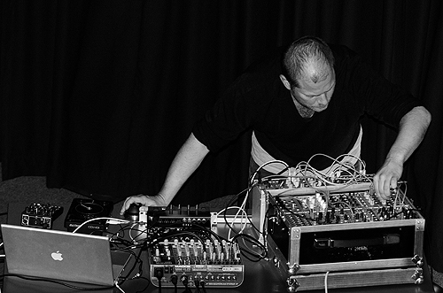 Jules Rawlinson Modular and Laptop